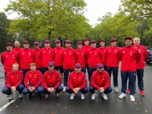 Unser Bundesligateam 2021 in Köln